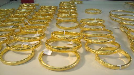 Giá vàng được dự báo sẽ tăng trong thời gian tới. (Ảnh: Twitter)