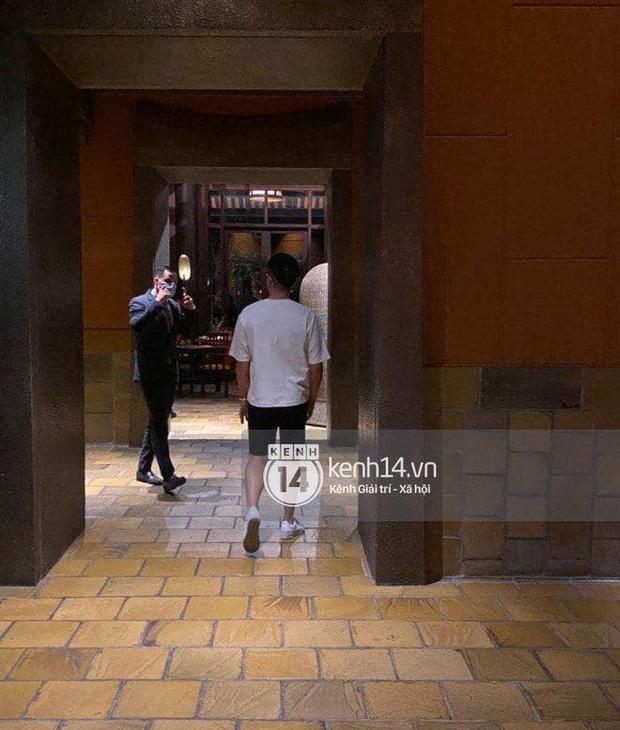 Hình ảnh Matt Liu bị bắt gặp xuất hiện tại Yên Tử