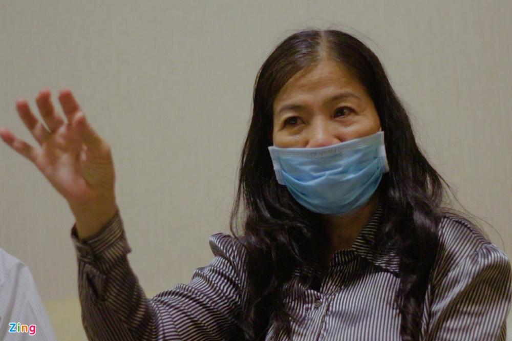 Mẹ Mai Phương cho biết la hét vì quá bức xúc với bạn của con gái.