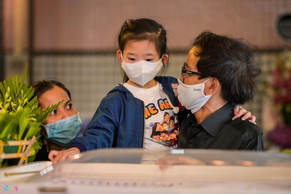Cha mẹ Mai Phương cho biết đã nuôi bé Lavie 5 năm qua.
