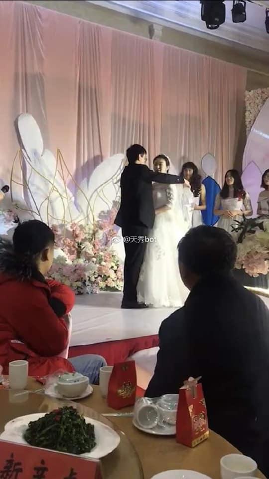 1 đám cưới diễn ra đẹp như mơ