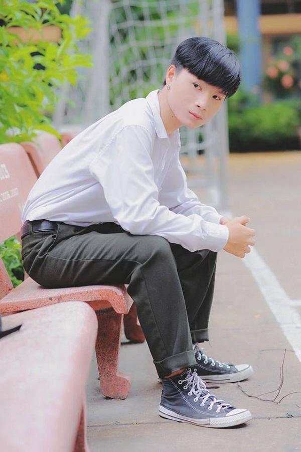 Gia Hoàng là gương mặt trẻ thường xuất hiện trong các bộ phim học đường