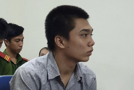 Lê Minh Thuận tại tòa