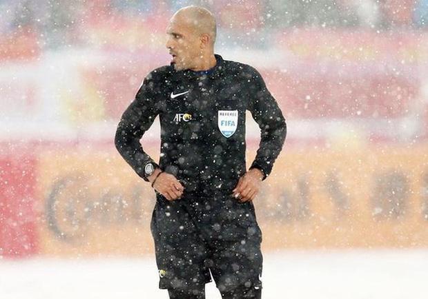 Ông là trọng tài bắt trận chung kết U23 châu Á 2018 ở Thường Châu, Trung Quốc giữa U23 Việt Nam và U23 Uzbekistan.