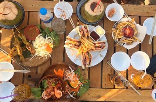 Một số món ăn Thái đặc trưng