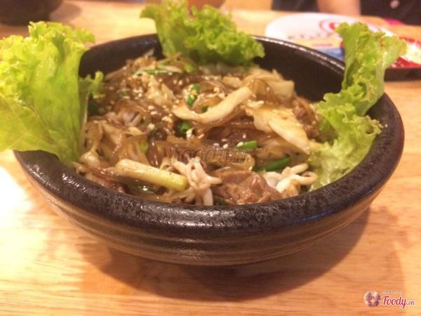 Các món ăn trang trí tương đối bắt mắt- ảnh Foody.vn