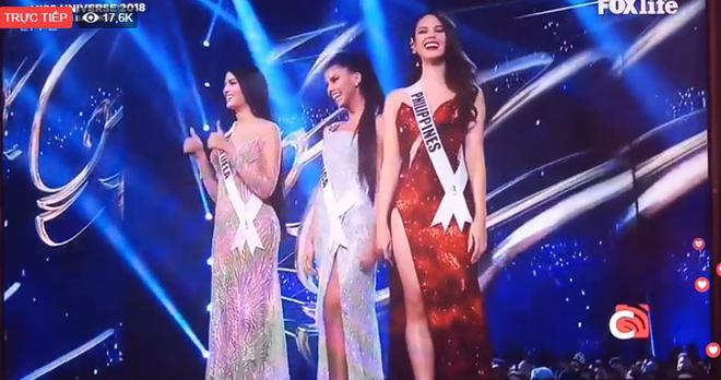Top 3 của Hoa hậu Hoàn vũ 2018.HHen Niê làm nên lịch sử, lọt top 5 Hoa hậu Hoàn vũ Thế giới 2018 - Ảnh 9.