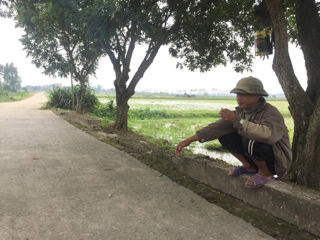 Làng Nội Rối và Quang Ốc chỉ cách nhau 1 cánh đồng.