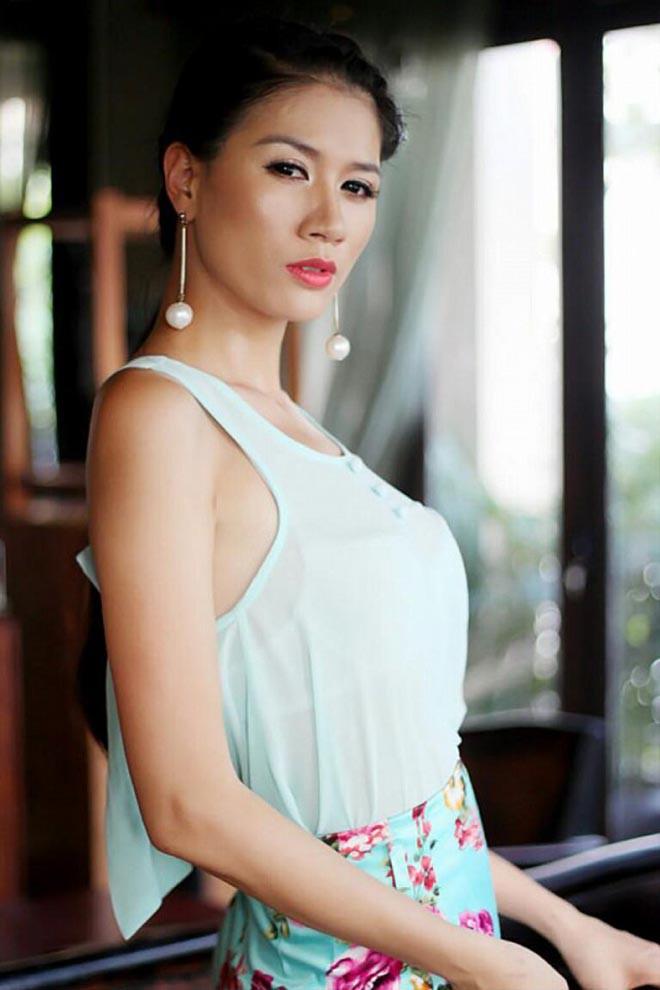 Trang Trần nổi tiếng là người thẳng tính.