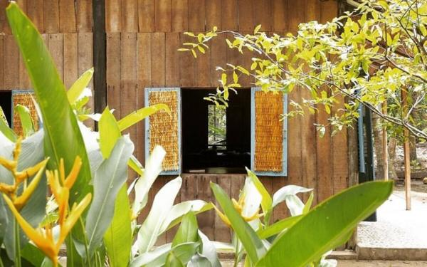 Một góc nhỏ ở Cocohut homestay. (Nguồn: Booking)