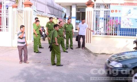 Nhân chứng kể lại bị tên cướp khống chế