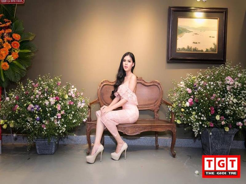 Nhan sắc xinh đẹp là điều mà khiến cho Lê Ngọc Trinh trở thành cô gái gây thương nhớ với bao người.