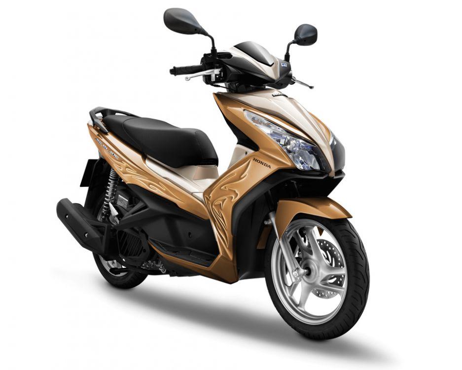 """Honda Air Blade là một trong những chiếc xe tay ga được nhiều người tiêu dùng Việt đánh giá là """"ăn chắc mặc bền"""". Ảnh: Honda"""