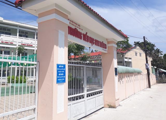 Trường tiểu học Giai Xuân 3.
