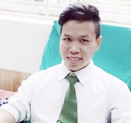 Anh Lê Hoàng Phúc đã mất tích suốt 1 tháng qua.