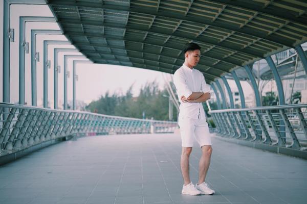 Nếu đã đến Cần Thơ mà lại bỏ qua cây cầu đi bộ này thì thật tiếc. (Nguồn: @pietriphuong)