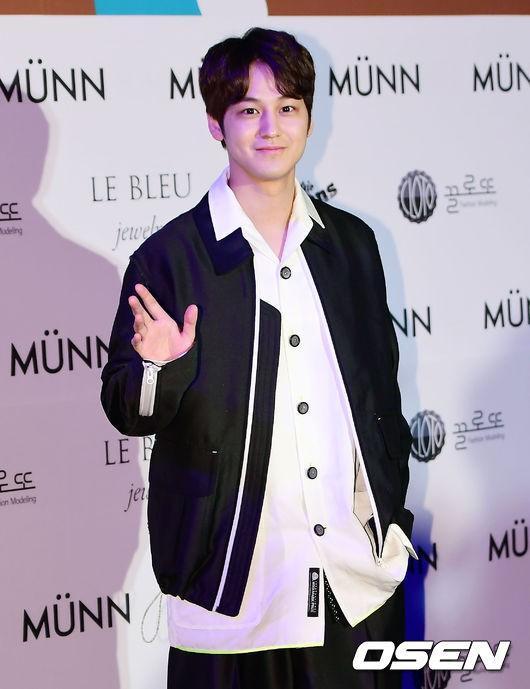 Kim Bum thu hút sự chú ý khi trở lại sự kiện lớn