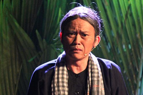 Hoài Linh diễn bi trong kịch