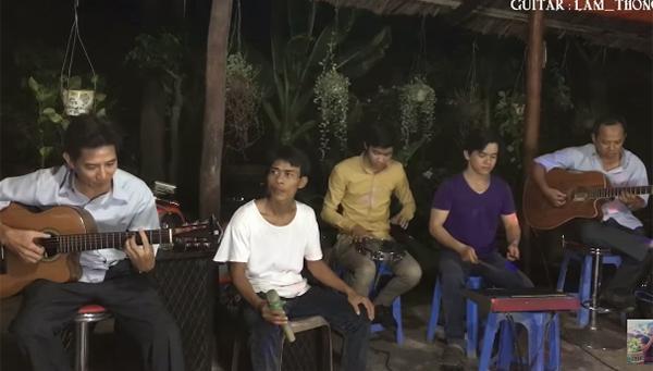 Anh Bình và những người bạn yêu âm nhạc