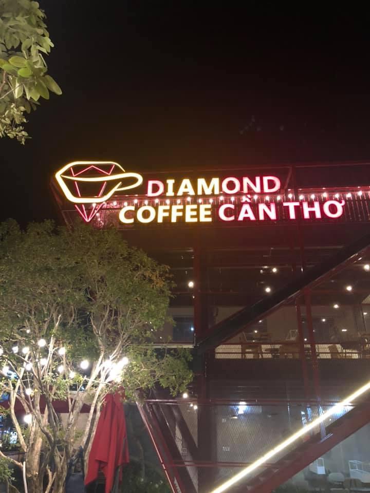 Ảnh: FB@diamondcoffeecantho