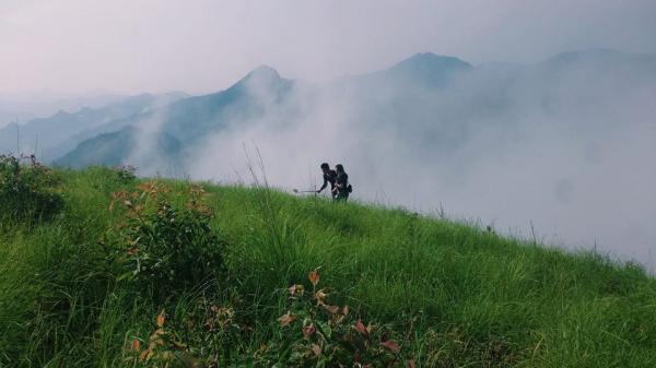 Ở đây sương khói mờ nhân ảnh - Ảnh: Tea Khanh