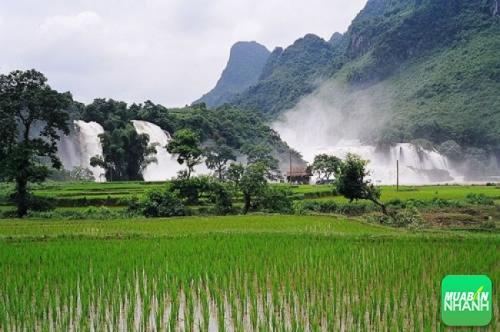Núi rừng Cao Bằng