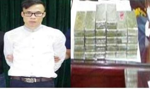 Bắt đối tượng tiêu thu ma túy ở Cao Bằng