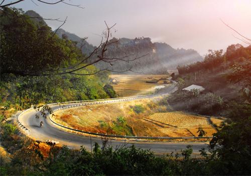 Đường về Đông Khê