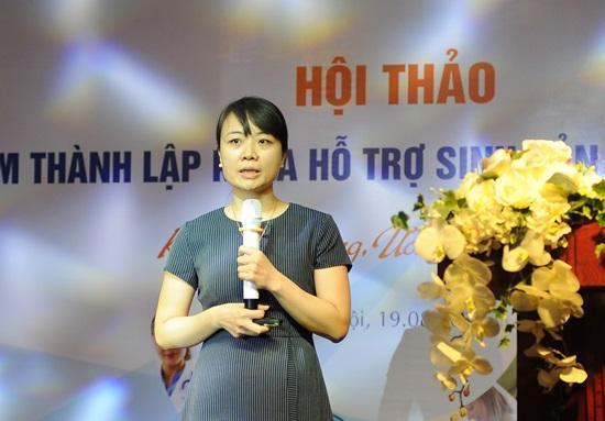 Bác sĩ Lê Thị Thu Hiền