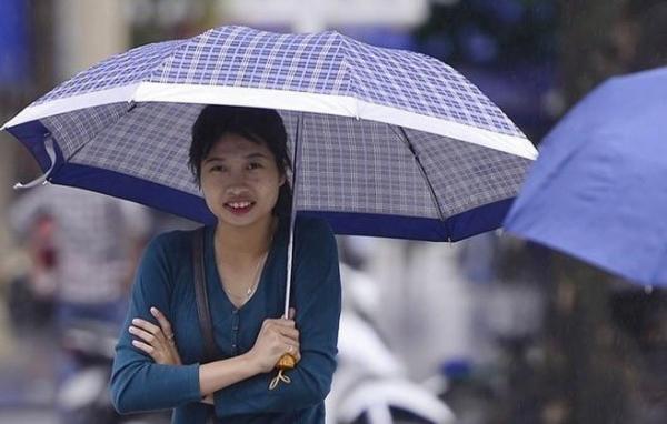 Do ảnh hưởng của không khí lạnh tăng cường và hoàn lưu bão số 11, từ đêm nay cho đến ngày 17/10 ở Bắc Bộ có mưa. (Ảnh minh họa nguồn: thoidai.com.vn)