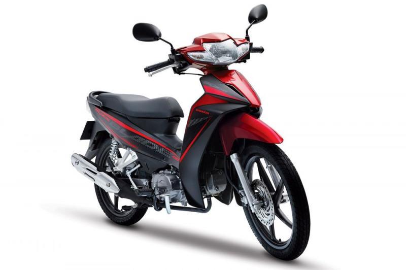 Chiếc xe máy giá rẻ Honda Blade 110 dành cho các bạn sinh viên hay những người có thu nhập trung bình. Ảnh minh họa