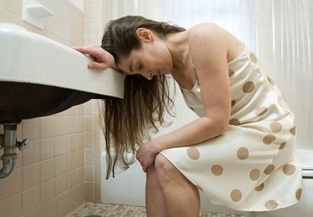 Đậu phụ có thể dẫn đến chứng khó tiêu, chướng bụng, tiêu chảy.