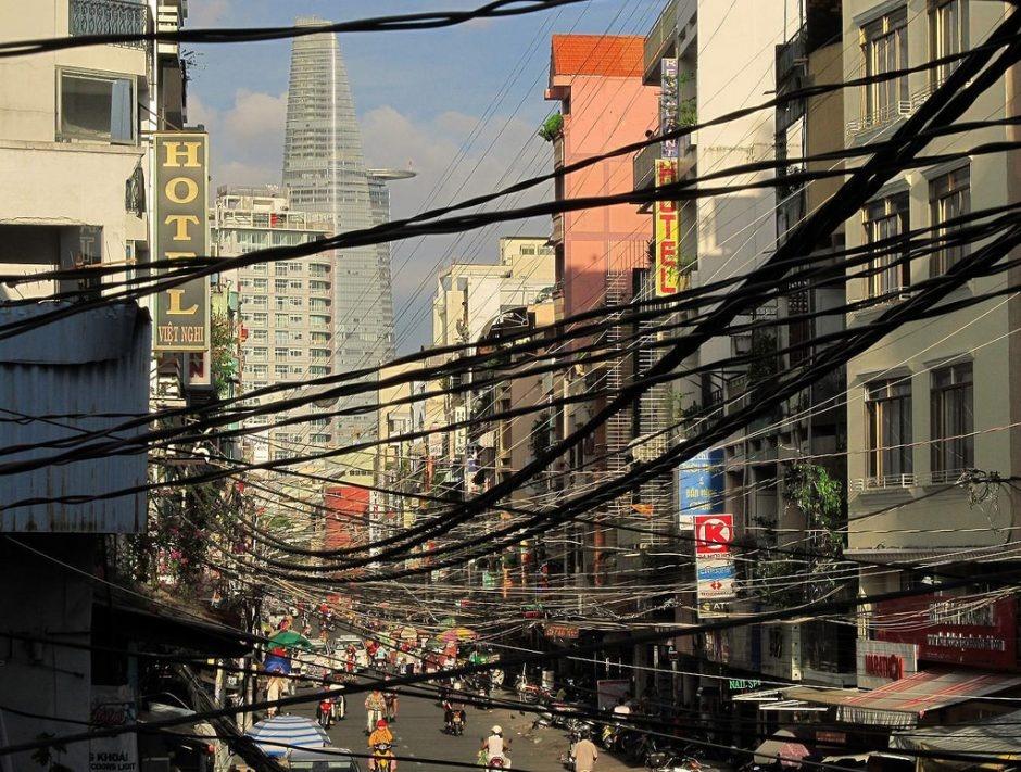 Buổi chiều ở thành phố Hồ Chí Minh (Ảnh: Soreen D / Flickr)