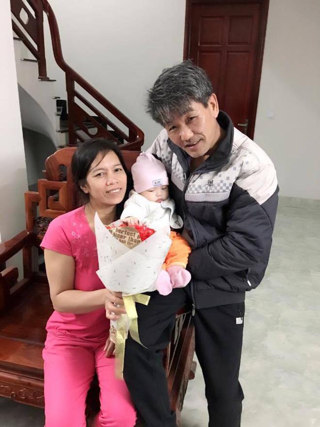 Bố mẹ chồng của Yến
