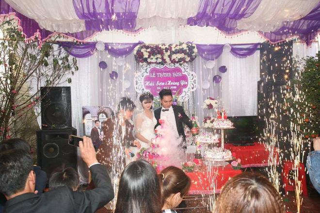 Đám cưới của vợ chồng Yến