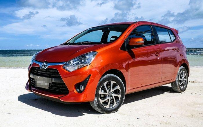 Toyota Wigo là một trong những mẫu xe nên mua trong năm 2018. Ảnh: Vietnamnet