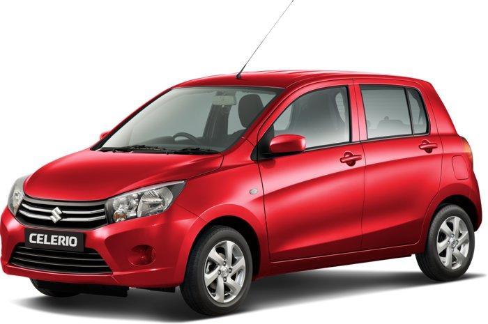 Ô tô mới Suzuki Celerio dự kiến giá 299 triệu đồng cho phiên bản số sàn. Ảnh: Suzuki
