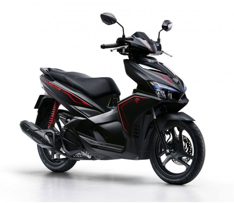 Honda Air Blade 125cc phiên bản đặc biệt chính thức được giới thiệu cho khách hàng Việt