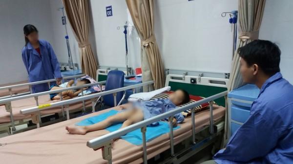 Hàng chục trẻ mắc bệnh sùi mào gà sau khi cắt bao quy đầu tại cơ sở của bà Hiền.
