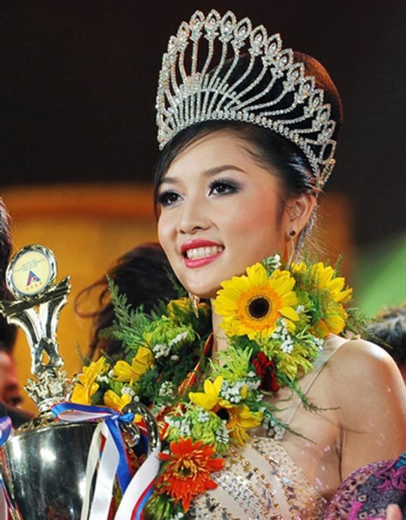 Triệu Thị Hà đăng quang Hoa hậu các dân tộc Việt Nam năm 2011