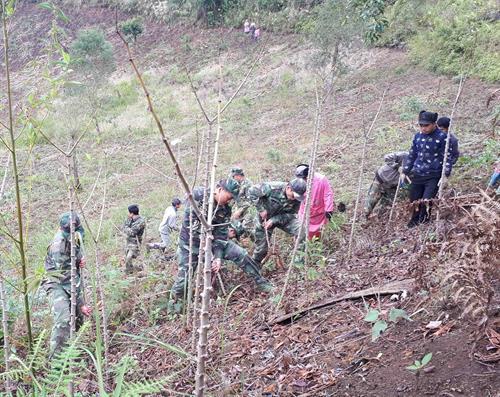Cao Bằng nỗ lực xây dựng nông thôn mới ở các xã biên giới