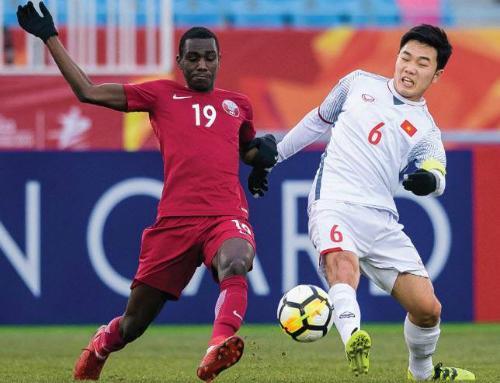 Việt Nam lần đầu vào chung kết U23 châu Á, gặp Uzbekistan. Ảnh: AFC.