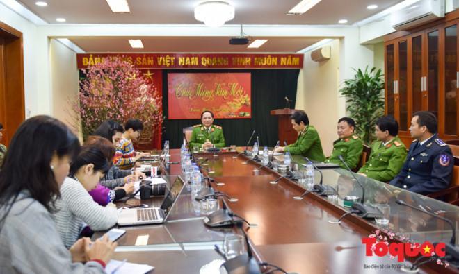 Sẽ tập trung tấn công tội phạm về ma túy tại tuyến Tây Bắc trong năm 2018. Ảnh minh họa: Nam Nguyễn