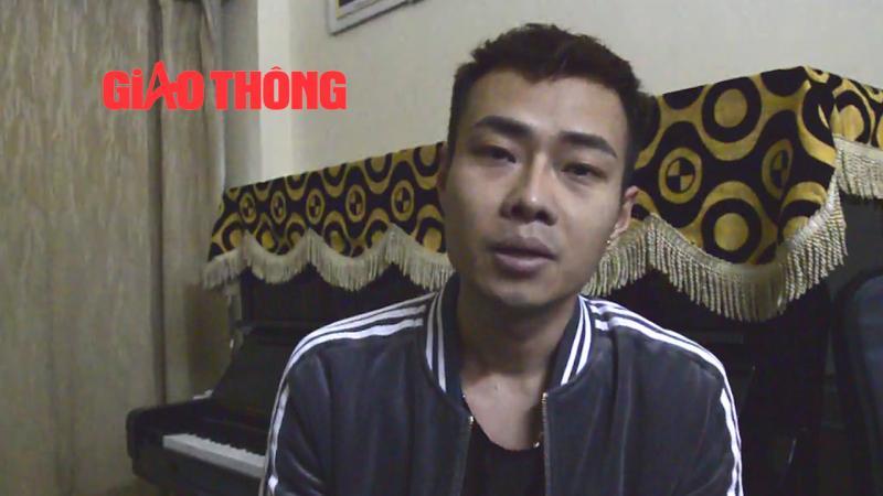 Ca sĩ Nam Khang lên tiếng kể lại toàn bộ sự việc liên quan tới vụ nghi án giết người của Châu Việt Cường.