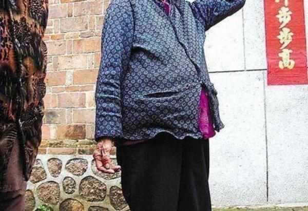 Dù đã 91 tuổi nhưng bà Đặng vẫn có thể mang thai khiến ai cũng lo lắng sợ hãi.