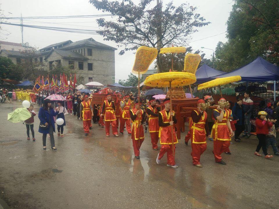 Lễ hội là nơi hội tụ văn hóa tâm linh cùng những giá trị lịch sử, góp phần tạo nên giá trị đặc sắc riêng về văn hóa của huyện Trùng Khánh.
