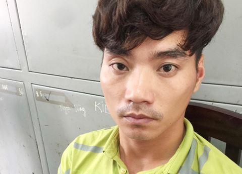 Đối tượng Nguyễn Văn Huân