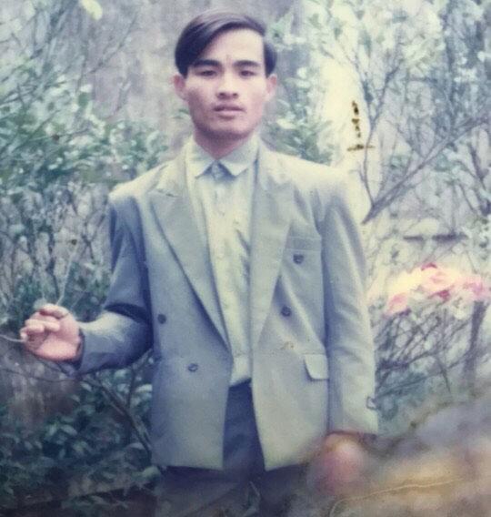 Đối tượng Phạm Văn Xương- thủ phạm của vụ trọng án.