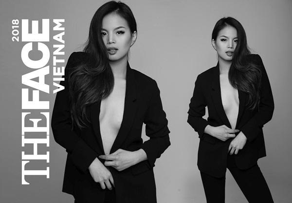 Cao Hoàng Yến sinh năm 1993, đến từ Hải Phòng, sở hữu chiều cao 1m73 với số đo ba vòng 87 - 63 - 93. Cô là người mẫu ảnh trước khi đăng ký tham dự The Face Vietnam 2018.