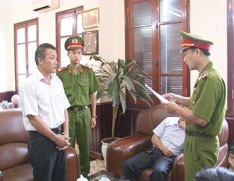Phó Tổng Giám đốc Lê Xuân Hộ (tức Động) bị cơ quan CSĐT khởi tố, bắt giam.